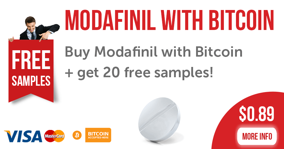 buy Modafinil with Bitcoin