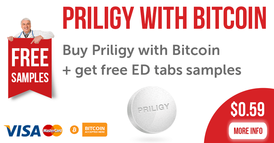 Priligy With Bitcoin