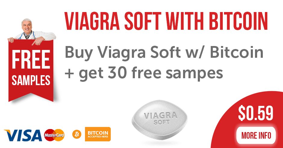 Viagra Soft With Bitcoin