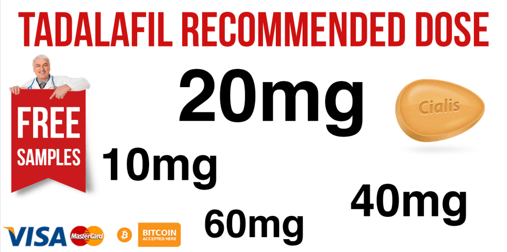 Tadalafil Recommended Dose