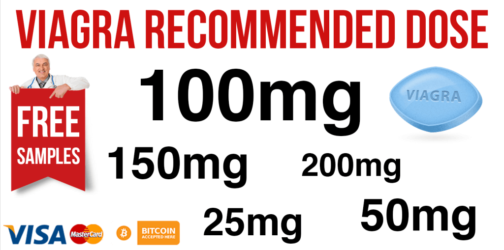 Viagra Recommended Dose
