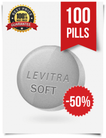 Levitra Soft online - 100 | BuyEDTabs