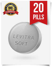 Levitra Soft online - 20 | BuyEDTabs