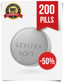 Levitra Soft online - 200 | BuyEDTabs