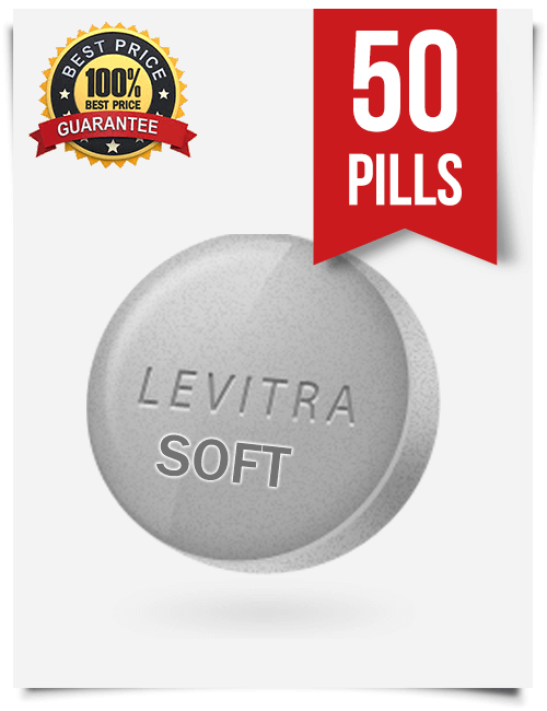 Levitra Soft online - 50 | BuyEDTabs