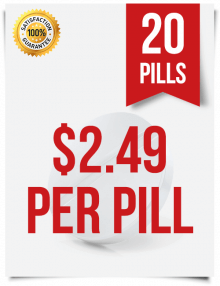 Cheap price $2.49 per Modafinil tablet | BuyEDTabs
