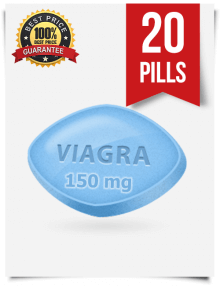 Viagra 150mg 20 pills | BuyEDTabs