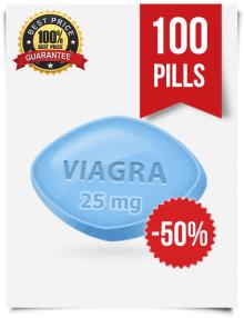 Viagra 25mg online 100 pills | BuyEDTabs