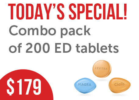Viagra Special Offer and Deals Combo Pack | BuyEDTabs