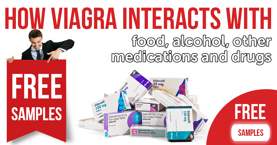 How Viagra interacts with food, alcohol, other medications and drugs | BuyEDTabs