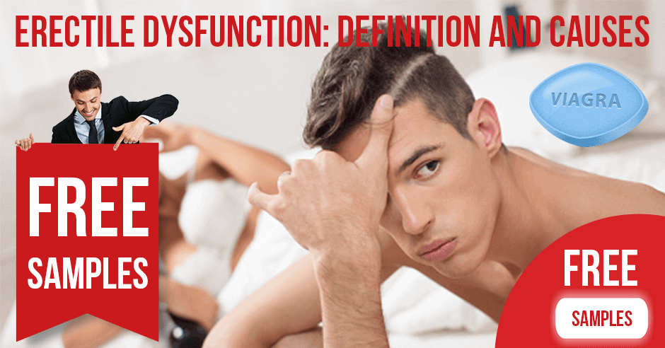 Erectile Dysfunction Definition and Causes | BuyEDTabs