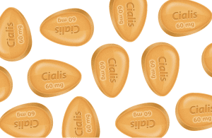 Generic Cialis 60 mg 100 tablets