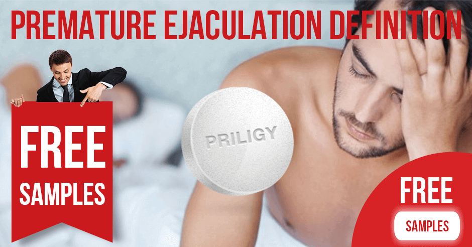 Premature ejaculation definition | BuyEDTabs