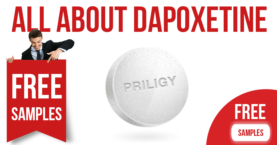 All about Dapoxetine | BuyEDTabs