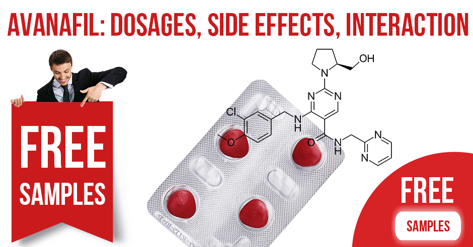 Avanafil: dosages, side effects, interaction | BuyEDTabs