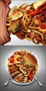 Fatty foods