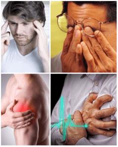 Side effects when taking Viagra