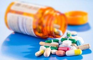 Nitrates pills