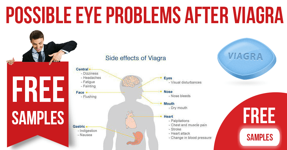Possible eye problems after Viagra | BuyEDTabs