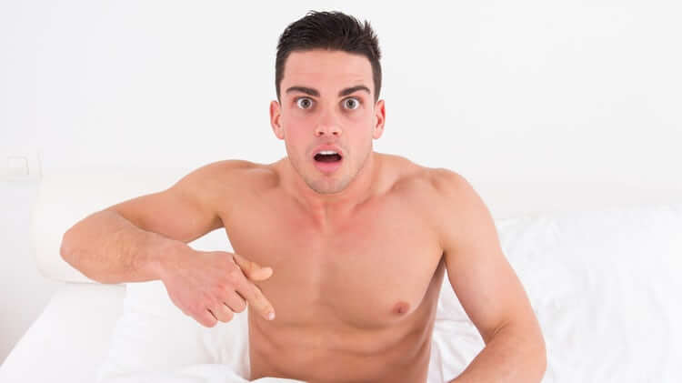 Surprise erection