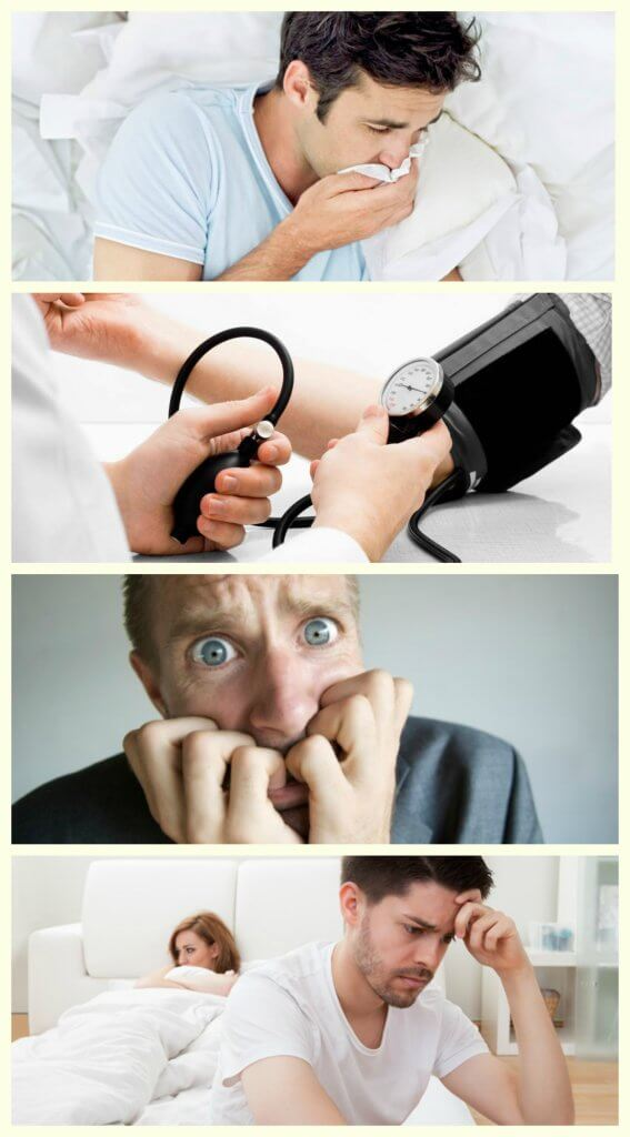 Side effects of Poxet