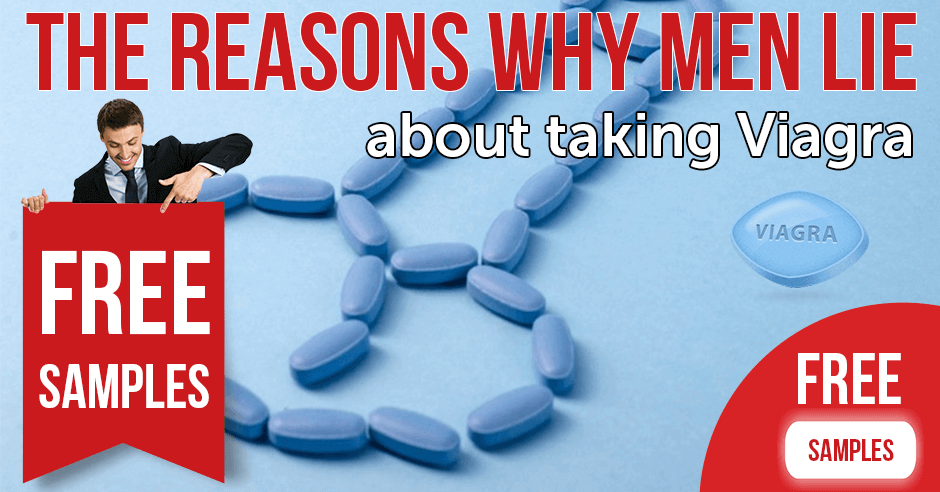 The reasons why men lie about taking Viagra