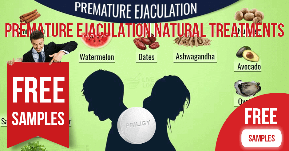 Best premature ejaculation natural treatments | BuyEDTabs