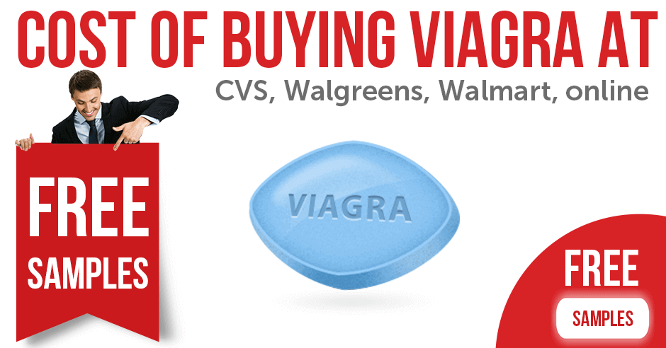 Cost of buying Viagra online at CVS, Walgreens & Walmart | BuyEDTabs