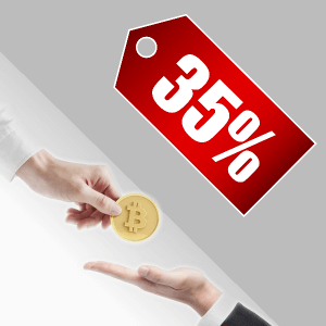 Discount on BTC payment