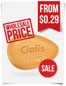 Cost-Effective Wholesale Cialis 20 mg from India | BuyEDTabs