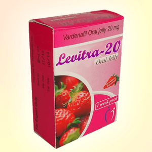 Levitra Oral Jelly 20 mg