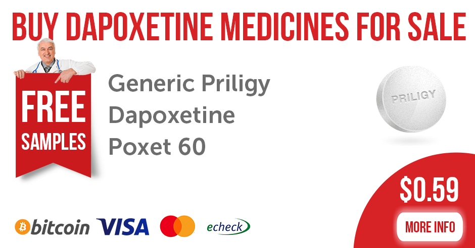 Buy Dapoxetine Medicines for Sale