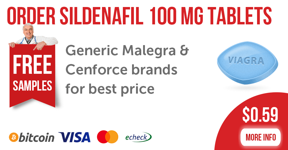 Order Sildenafil 100 mg Tablets for Best Price